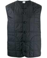 Aspesi Quilted Effect Vest