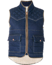 See by Chloe See By Chlo Quilted Gilet