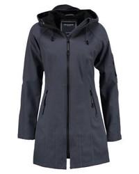 Ilse Jacobsen Rain Waterproof Jacket India Ink