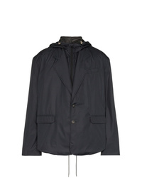 Y/Project Y Project Hooded Rain Blazer