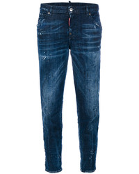 Distressed hockney jeans medium 4982846