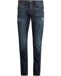 Jim distressed skinny jeans medium 1156400
