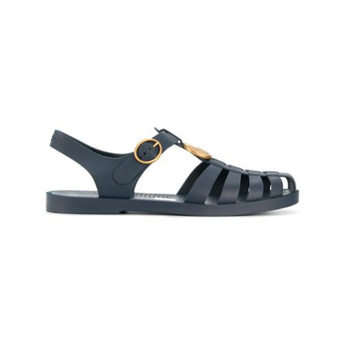 a943c23430dd39 ... Gucci Strap Sandals ...