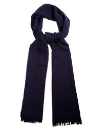 Burberry Prorsum Wool And Cashmere Blend Scarf