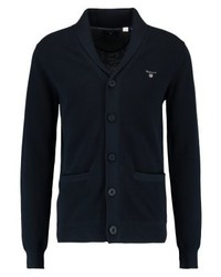 Gant Cardigan Evening Blue