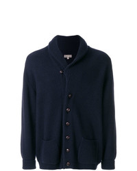 N.Peal Kensington Button Front Cardigan