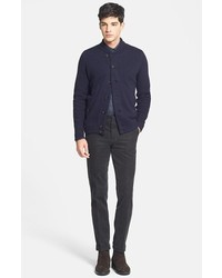 Ted Baker London Alloway Slim Fit Shawl Collar Cardigan