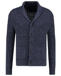 J.Crew Novelty Cardigan Heather Navy