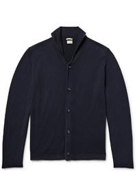 Shawl collar cashmere cardigan medium 1149112