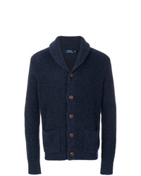 Polo Ralph Lauren Shawl Collar Rib Cardigan