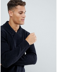 French Connection Shawl Neck Jumper