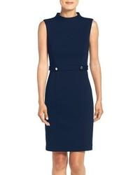 Navy sheath dress original 9811152