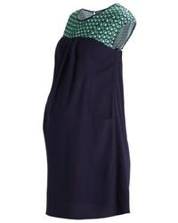 Carita summer dress navy medium 4255747