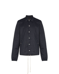 Rick Owens DRKSHDW Button Shirt Jacket