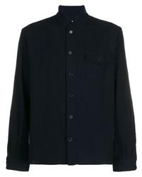 YMC Front Pocket Round Neck Shirt