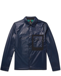 PS Paul Smith Textured Shell Shirt Jacket
