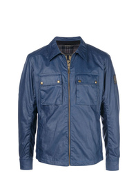 Belstaff Zip Lightweight Jacket