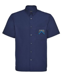 Prada Cotton Poplin Shirt