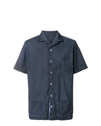Massimo Alba Plain Shortsleeved Shirt