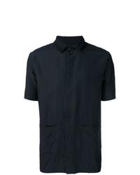Folk Pointed Collar Shirt