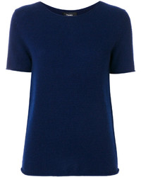Theory Short Sleeved Sweater