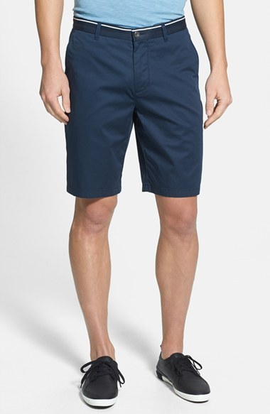 4bb0caf4b Hugo Boss Boss Clyde Stretch Cotton Shorts, £105 | Nordstrom ...