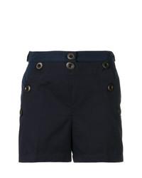 Moncler Button Front Shorts