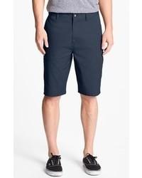 Volcom Modern Stretch Shorts Dark Navy 36