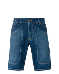 Jeckerson Paneled Shorts