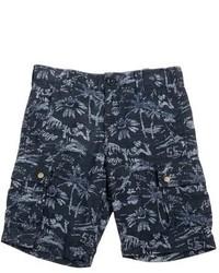 Peek Hawaiian Woven Shorts
