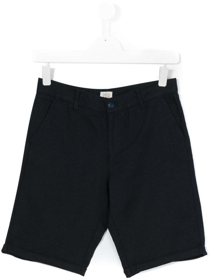 Armani Junior Teen Casual Shorts