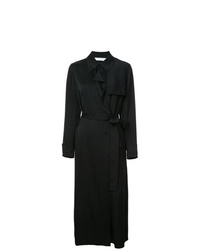 Kimora Lee Simmons Silk Trench Coat