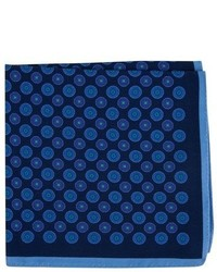 Ted Baker London Medallion Silk Pocket Square