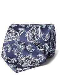 85cm silk jacquard tie medium 1245793