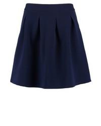 Lashopy pleated skirt bleu nuit medium 3935750