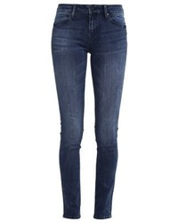 Mavi Adriana Slim Fit Jeans Deep Brushed Ultra Move