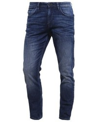 Tom Tailor Culver Jeans Skinny Fit Dark Stone Wash Denim