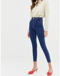 Vila High Waist Skinny Jean