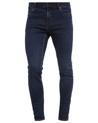 Him spray jeans skinny fit vold blue medium 3775776