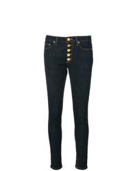 MICHAEL Michael Kors Michl Michl Kors Buttoned Skinny Jeans