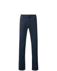 Jacob Cohen Mid Rise Skinny Jeans