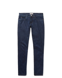 Loro Piana Skinny Fit Stretch Denim Jeans