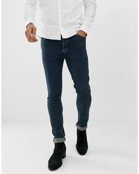 ASOS DESIGN Super Skinny Jean In Vintage Greencast