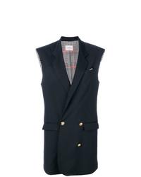 Forte Dei Marmi Couture Sleeveless Double Breasted Vest