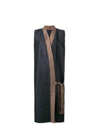 Alchemy Long Wrap Coat