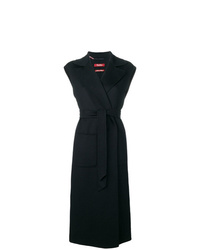 Max Mara Studio Sleeveless Midi Coat