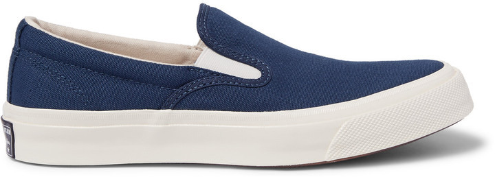 275a8941394 ... Converse Deck Star 70 Canvas Slip On Sneakers ...