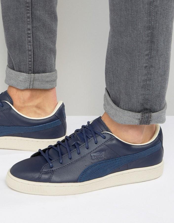 the best attitude 4316a 7e7a4 £63, Puma Basket Classic Citi Sneakers