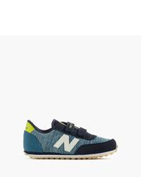 New Balance Kids For Crewcuts Glow In The Dark 410 Sneakers