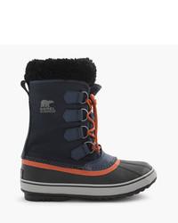 Sorel For Jcrew Winter Carnival Boots
